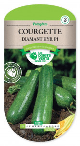 COURGETTE Diamant Hyb. F1